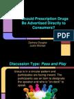 prescription drug- current issues