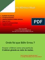 Modelo Atômico Atual PPT