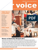 Our Voice, May 2013