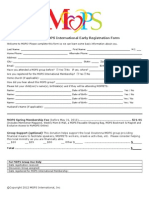 2013-14 MOPS Early Registration Form