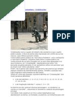 Cesário Verde - Deambulismo - Cristalizações