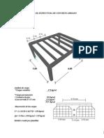 Ejer Estructura de Concreto Armado