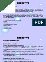 Presenting NARRATIVE