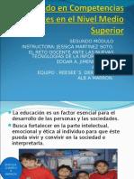 PRESENTACIÓN DE_eL RETO DOCENTE ANTE LAS TECNOLOGIAS-97-2003
