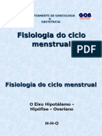 Fisiologia Ciclo Menstrual