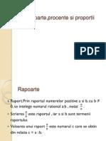 Rapoarte,Procente Si Proportii 1