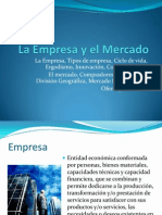 La Empresa y El Mercado-Sem4