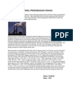 Artikel Pencemaran Udara