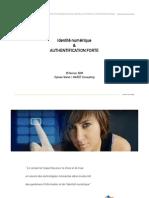 Identité numérique Authentification Forte [Compatibility Mode]