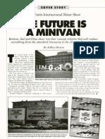 1988 Autoweek Turin Motor Show