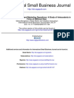 Bengtsson Et Al 2007 - Integrating the Internet and Marketing Operations