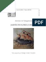 Torquemada - Jardin de Flores Curiosas