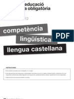 Llengua Castellana 4tESO