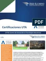 Curso UTA Certificados Business