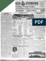 The Ukrainian Weekly 1962-01