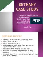 Bethany Case Study