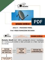 08-07-2007 - Processo penal - Prof[1]. Fábio Ramazzini Bechara