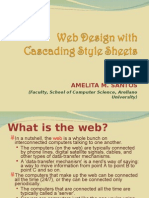 Web Design With CSS