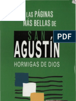 Fernandez Carneiro, Jose Manuel - Las Paginas Mas Bellas de San Agustin