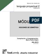 LP2 Modulo B Bibliografía 2013