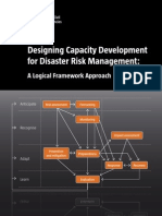 Designing Capacity Development for Disaster Risk Management