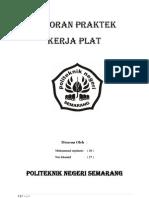 laporan praktik