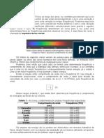 Artigo 1-3 - Espectro Visivel