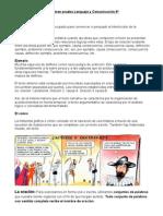 Resumen prueba Lenguaje y Comunicación 8º