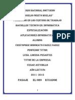 Colegio Aurelio. Informatica.docx