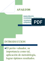Manual de Avalúos