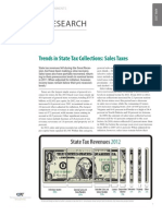 State Tax Revenue Trends 2013