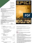 Bulletin for May 5, 2013