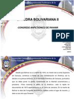 Catedra Bolivariana2