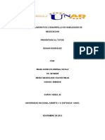 Colaborativo 2 Desarrollo Habilidades Negociacion