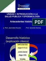 EPI 1 ANTECEDENTES HISTÓRICOS