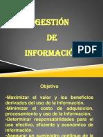 Gestion de Informacion 2