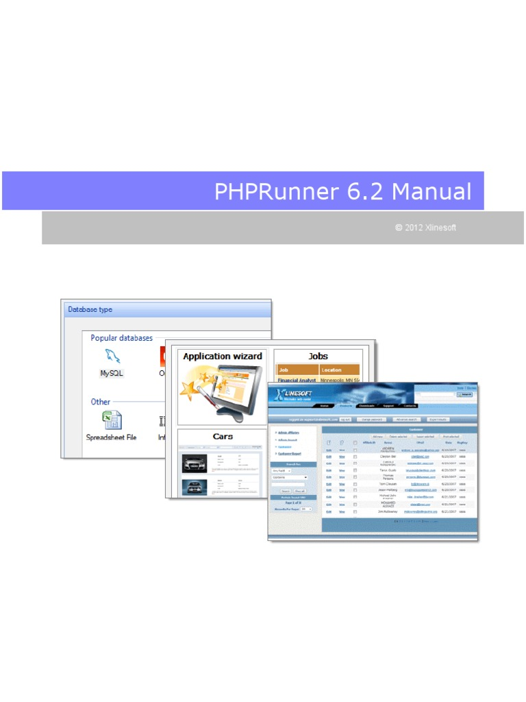 Php Runner | Sql | Databases