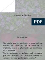 Hunter industries.pptx