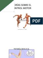 Teorias Sobre El Control Motor