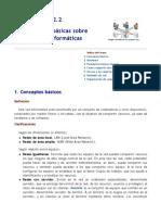 Tema 2.2. Nociones básicas sobre redes