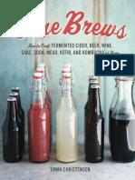 Recipes from True Brews by Emma Christensen