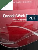 Canada Work Permit Kit