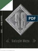 Colegio Maya 1997 - 1998