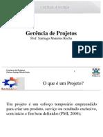 PUC - GP - SMR - Aula 01, 02 e 03