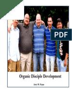 Organic Diciple Development