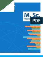 Brochure Msc