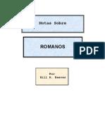 Notas Sobre Romanos - 2004
