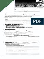 ASCAP Publishers Application