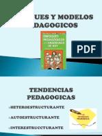 Enfoques y Modelos Pedagogicos