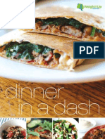Dinner in a dash recipe ebook